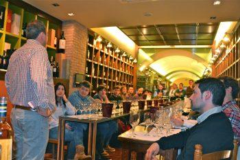 Cata y presentaci n de bodegas schatz pasion por el vino - Albaniles bilbao ...